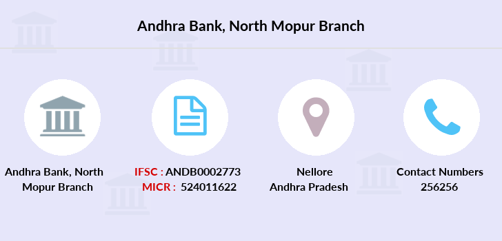 Andhra-bank North-mopur branch