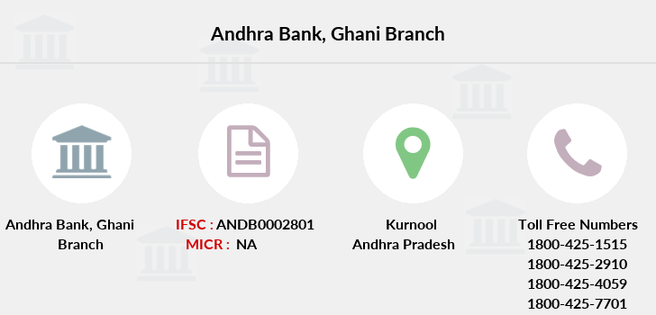 Andhra-bank Ghani branch
