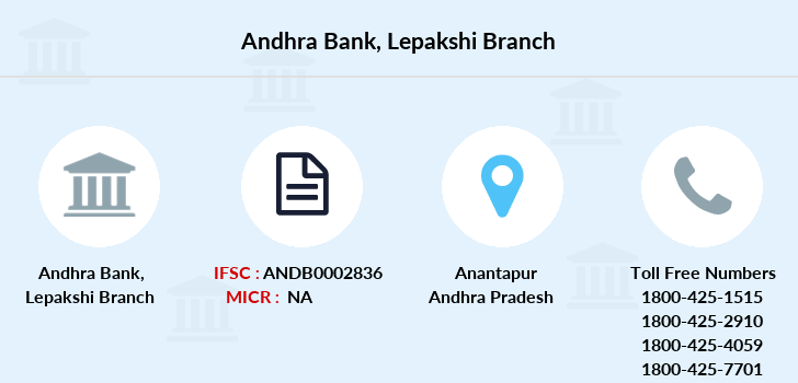 Andhra-bank Lepakshi branch