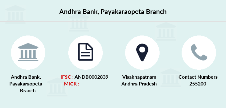 Andhra-bank Payakaraopeta branch