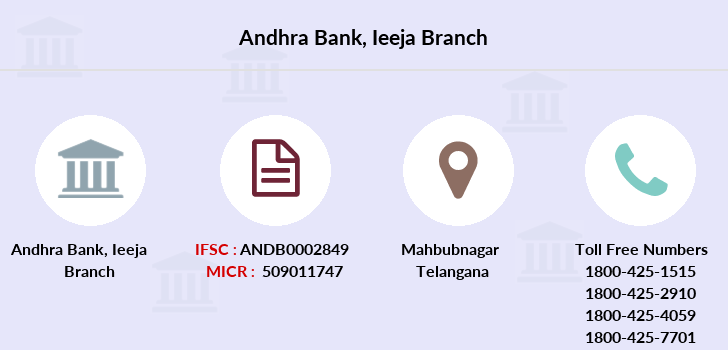 Andhra-bank Ieeja branch