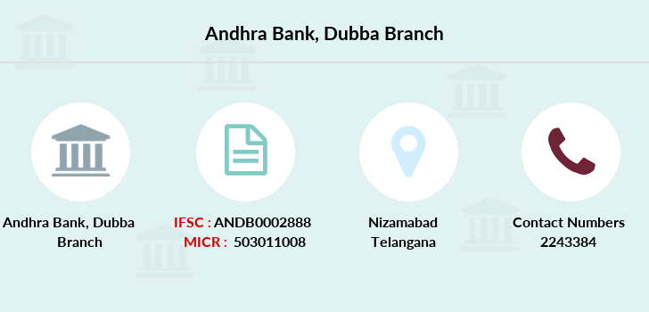 Andhra-bank Dubba branch
