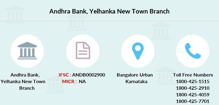 Andhra-bank Yelhanka-new-town branch