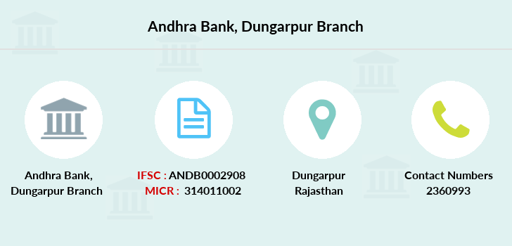 Andhra-bank Dungarpur branch