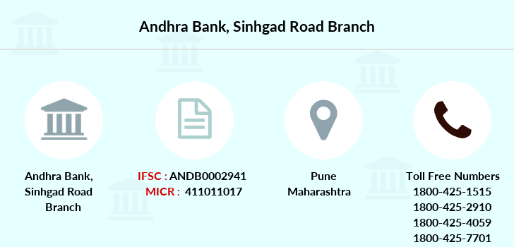 Andhra-bank Sinhgad-road branch