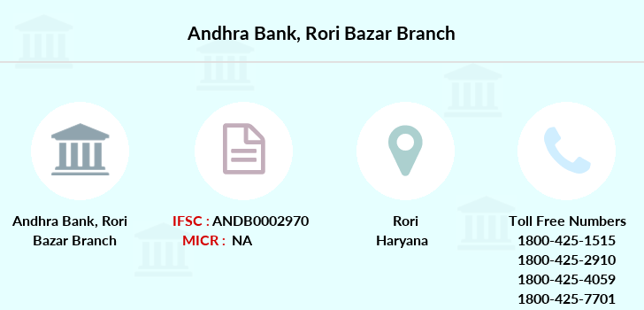 Andhra-bank Rori-bazar branch
