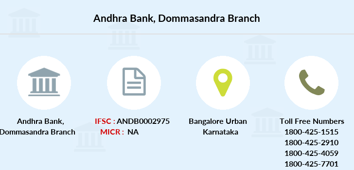 Andhra-bank Dommasandra branch