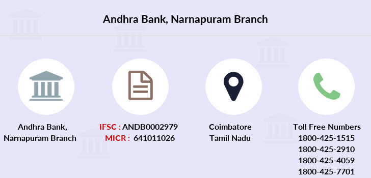 Andhra-bank Narnapuram branch