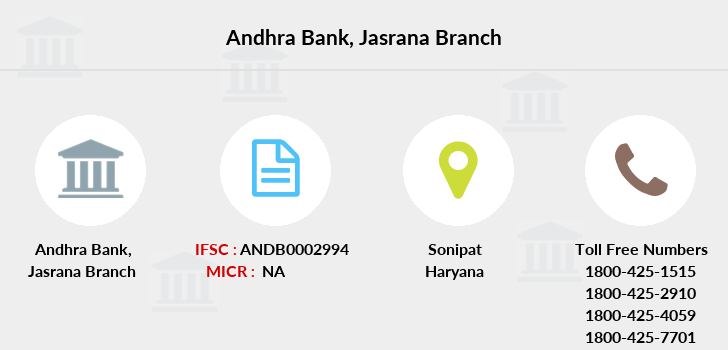 Andhra-bank Jasrana branch