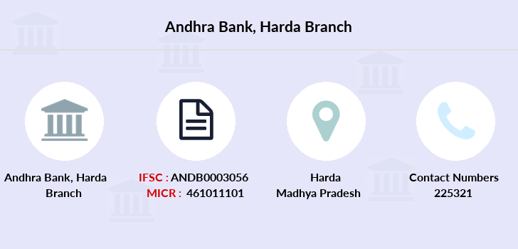 Andhra-bank Harda branch