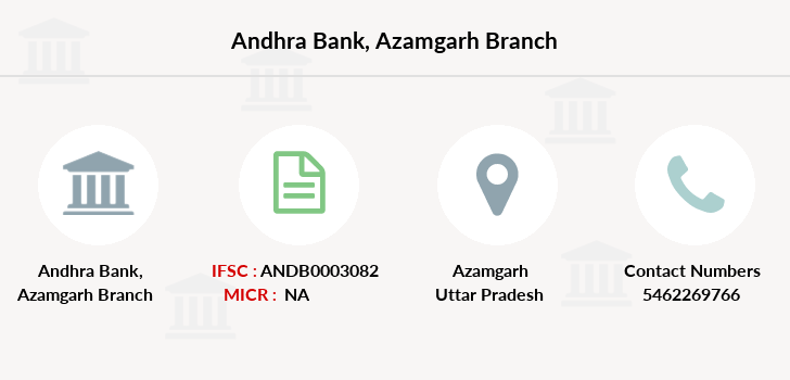 Andhra-bank Azamgarh branch