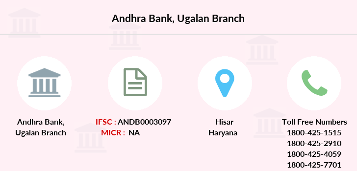 Andhra-bank Ugalan branch