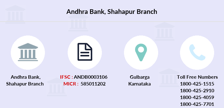 Andhra-bank Shahapur branch