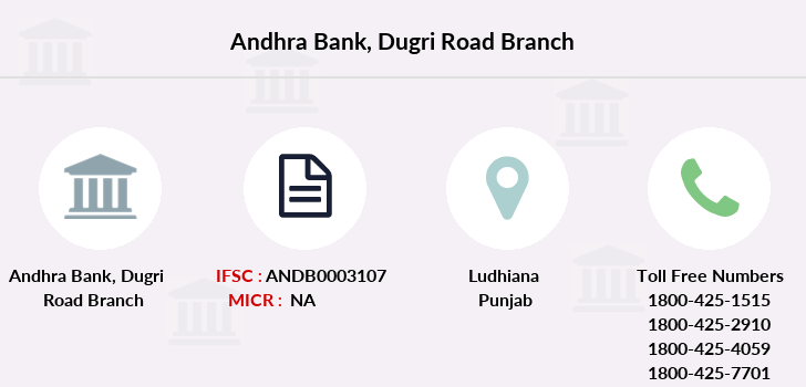 Andhra-bank Dugri-road branch