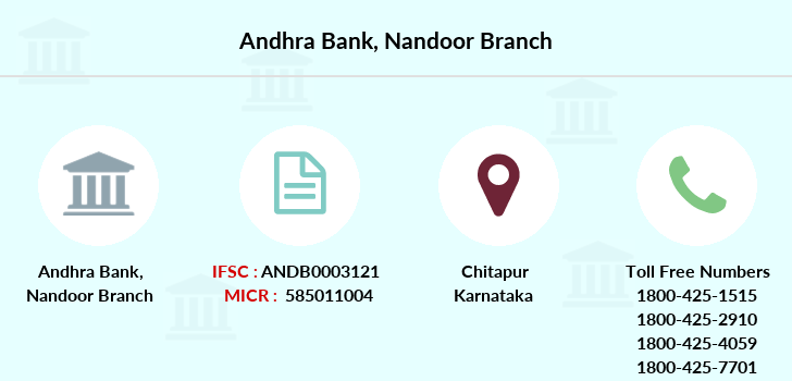 Andhra-bank Nandoor branch