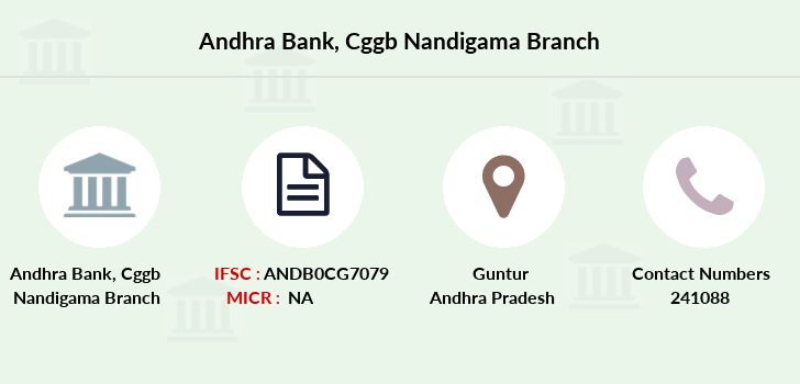 Andhra-bank Cggb-nandigama branch
