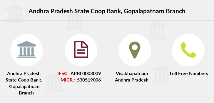 Co-operative-banks Gopalapatnam branch