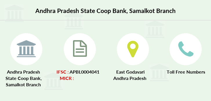Co-operative-banks Samalkot branch