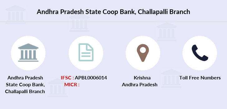 Co-operative-banks Challapalli branch