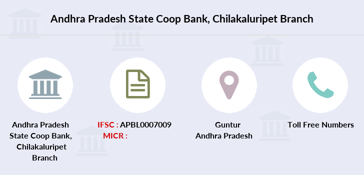Co-operative-banks Chilakaluripet branch