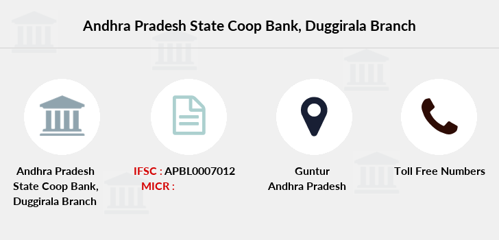 Co-operative-banks Duggirala branch