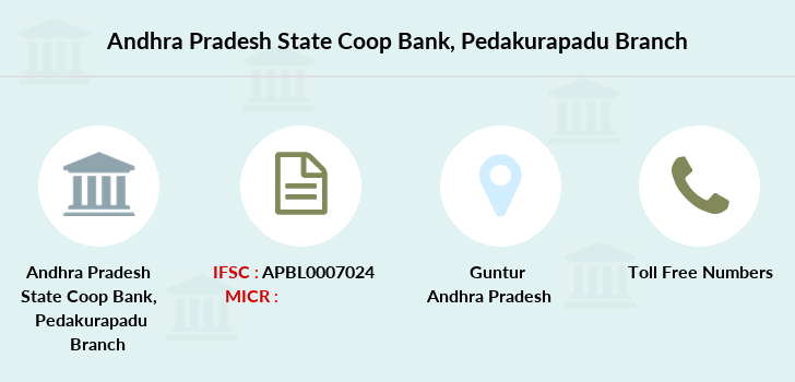 Co-operative-banks Pedakurapadu branch