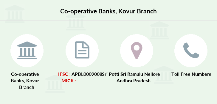 Co-operative-banks Kovur branch