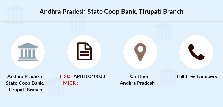 Co-operative-banks Tirupati branch