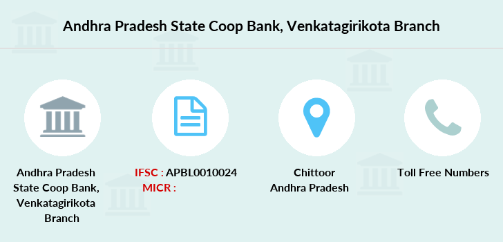 Co-operative-banks Venkatagirikota branch