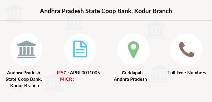 Co-operative-banks Kodur branch
