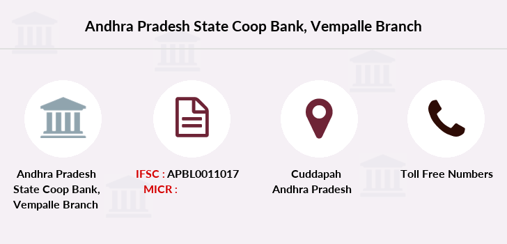 Co-operative-banks Vempalle branch