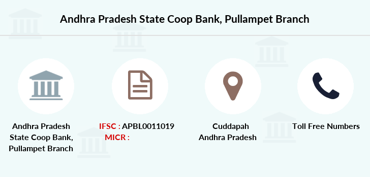 Co-operative-banks Pullampet branch