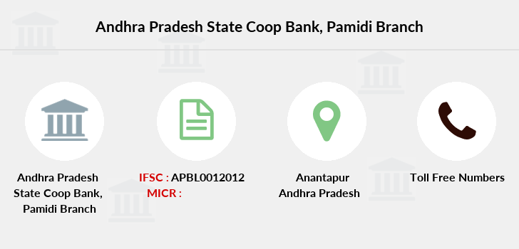 Co-operative-banks Pamidi branch