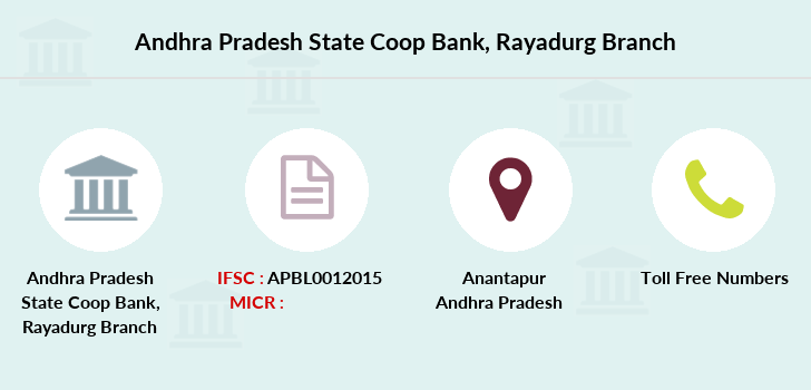 Co-operative-banks Rayadurg branch