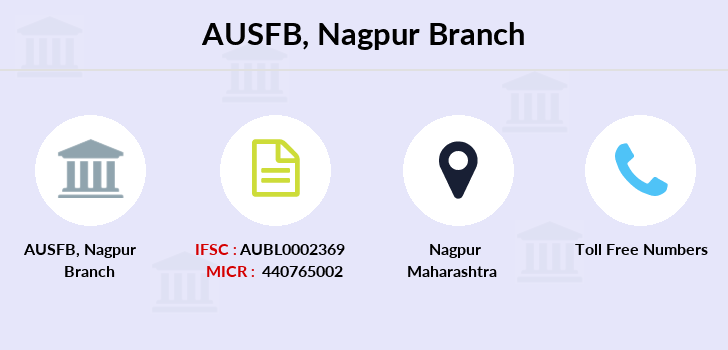 Au-small-finance-bank-limited Nagpur branch