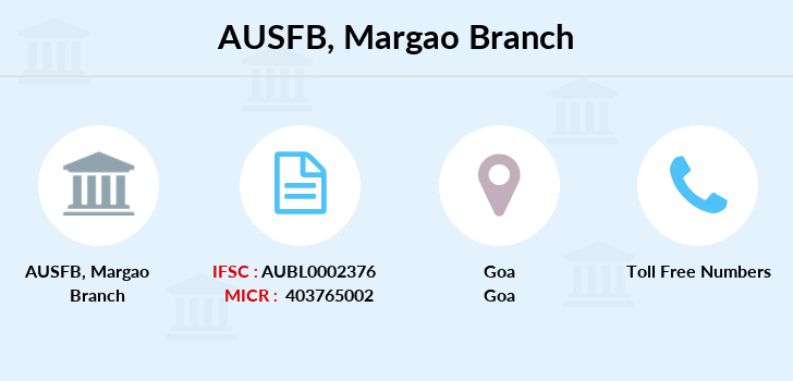 Au-small-finance-bank-limited Margao branch