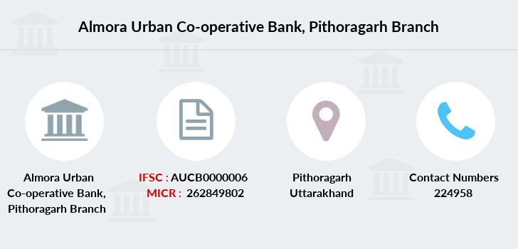 Almora-urban-co-operative-bank-ltd Pithoragarh branch