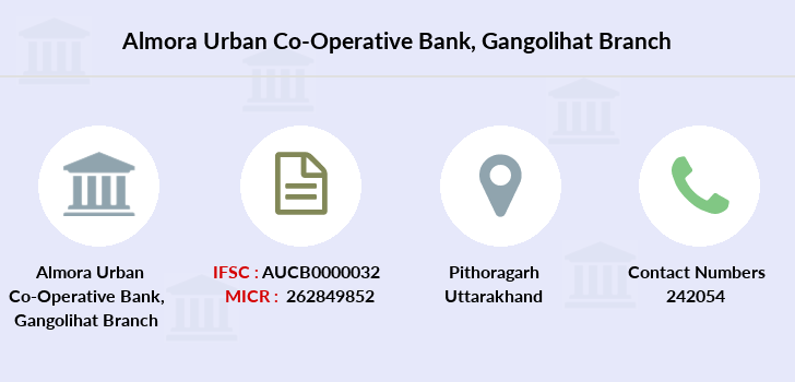 Almora-urban-co-operative-bank-ltd Gangolihat branch