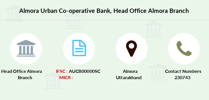 Almora-urban-co-operative-bank-ltd Head-office-almora branch