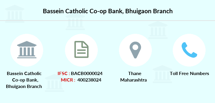 Bassein-catholic-co-op-bank Bhuigaon branch