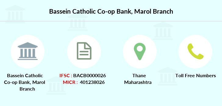 Bassein-catholic-co-op-bank Marol branch