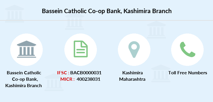 Bassein-catholic-co-op-bank Kashimira branch