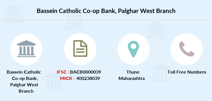 Bassein-catholic-co-op-bank Palghar-west branch