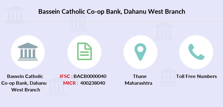 Bassein-catholic-co-op-bank Dahanu-west branch