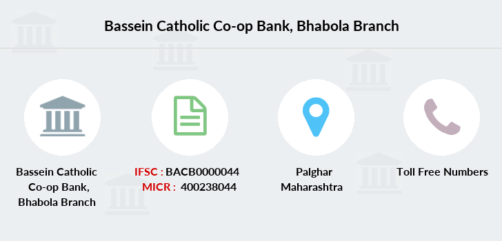 Bassein-catholic-co-op-bank Bhabola branch