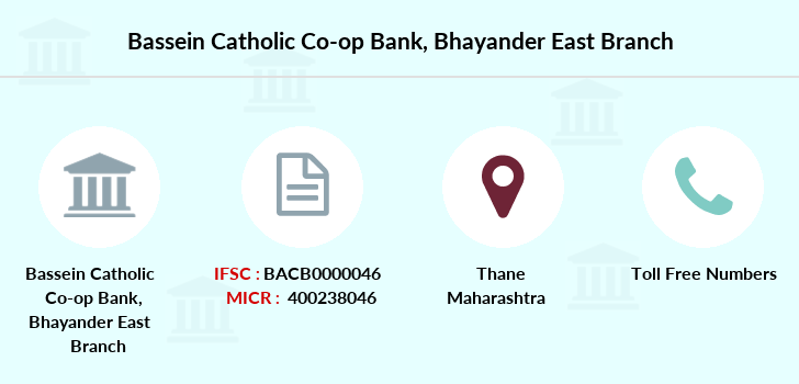 Bassein-catholic-co-op-bank Bhayander-east branch