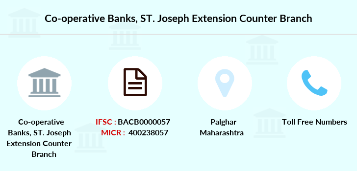 Co-operative-banks St-joseph-extension-counter branch
