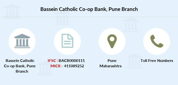 Bassein-catholic-co-op-bank Pune branch