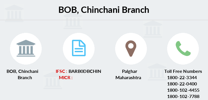 Bank-of-baroda Chinchani branch