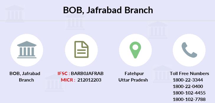 bank of baroda amauli fatehpur up ifsc code